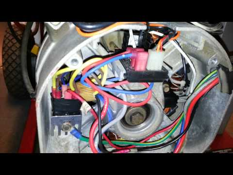 Diagnosing A Generator That Has No Power Output. | How To ...