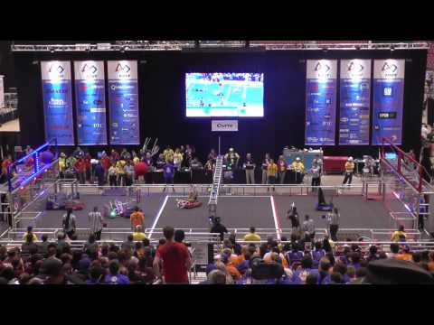 2014 Curie Division FRC Championships – Qualification Match 117