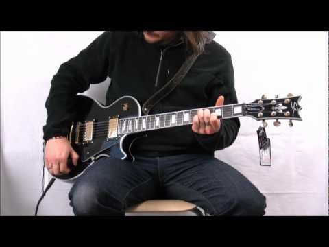 SR Guitars SRLP Luxe son clair arpège