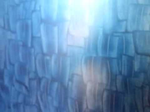 Spatula Combing Wall Textures By Asian Paints Youtube