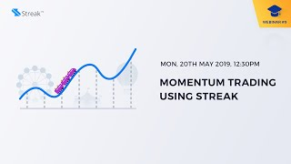 Momentum trading using Streak