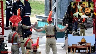 Wagah Border Retreat Ceremony Parade Vlog India ft. Oviographer
