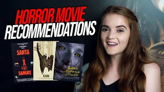 VOD Horror Movie Recommendations | Spookyastronauts