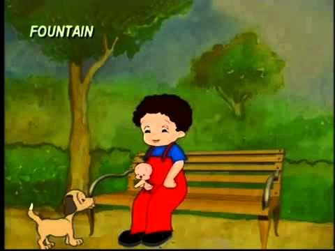 Marathi Balgeet Ya Mothayana Kahi Kids Animation Poem video