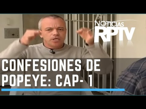 Las confesiones de Popeye - Captulo 1