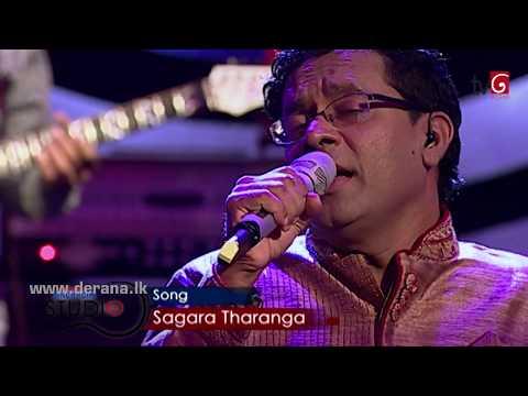Saagara Tharanga - Jagath Wickramasinghe @ Derana Singhagiri Studio ( 22-09-2017 )