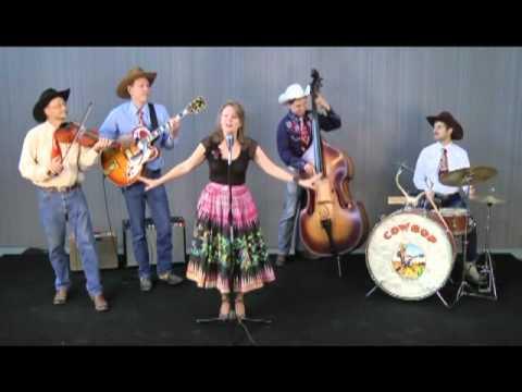 Cow Bop plays San Antonio Rose