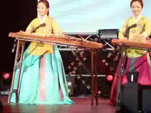 indonesia Raya Dinyanyikan Oleh Orang Korea video