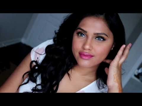 Easy Go To Makeup| Party Makeup and Hair | MakeupbyAzmeree