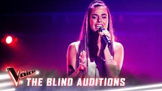 The Blinds: Madi K sings 'IDGAF'  | The Voice Australia Season 8
