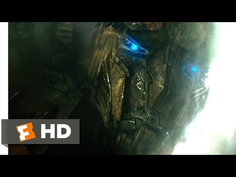 Transformers: Age of Extinction (110) Movie CLIP - Optimus Emerges (2014) HD