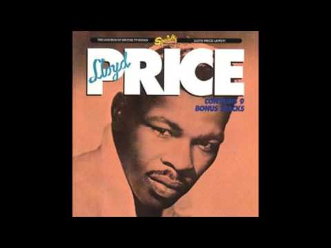 Lloyd Price  -  Baby Please Come Home  -  2 Specialty versions