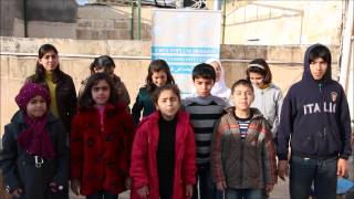 Children at Urfa Community Center