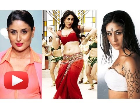 Kareena Kapoor Khan- Iconic Looks - Photos video