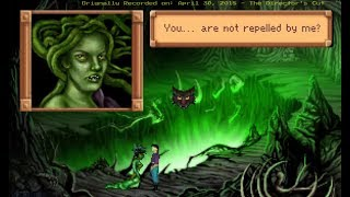 King's Quest III Redux: To Heir Is Human Mannanan's - HowTo Save Medusa - The Director's Cut