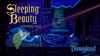 2019 Disneyland Sleeping Beauty Castle Walkthrough Complete HD