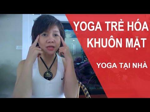 Yoga Cho Khuôn Mặt - Bài Tập Yoga Giúp Xóa Tan Nếp Nhăn Dưới Mắt (Yoga Face)