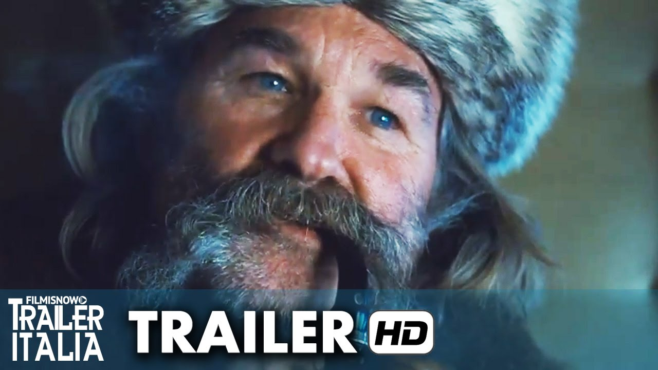 The Hateful Eight Trailer Italiano Ufficiale (2016) - Quentin Tarantino [HD]
