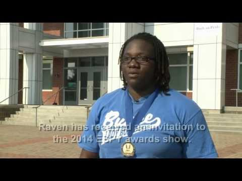 Track & Field Star Raven Saunders - Video Profile