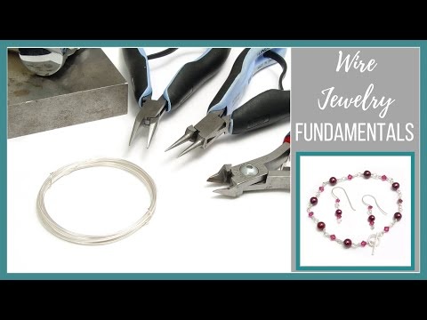 Wire Jewelry Fundamental - Beaducation.com