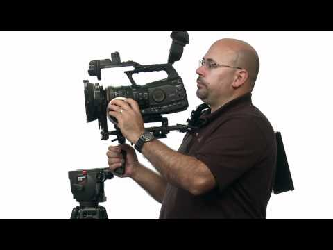 Canon XF300 / XF305 Rig