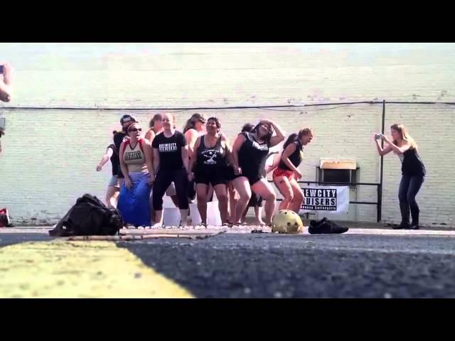 Brewcity Bruisers: Ice Bucket Challenge