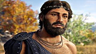 Assassin's Creed Odyssey - Gay Doctor Romance Scene (Lykaon & Alexios)