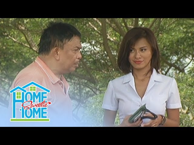 Home Sweetie Home: Daddy V becomes suspicious