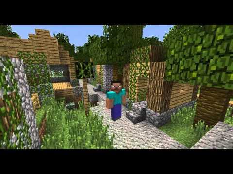 Icona Pop- I Love It (i Don't Care) Minecraft Parody video