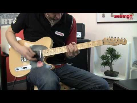 Fender Classic Player Baja Telecaster VB Music Videos
