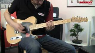 Fender Classic Player Baja Telecaster VB
