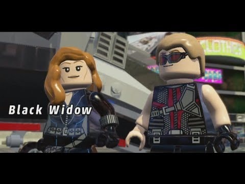 how to get black spiderman in lego marvel 2