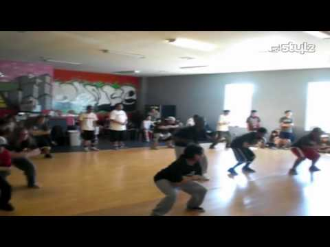 Karl Flores teaching @ Stylz Dance Studio (Barkada Modern Workshop) Music Videos