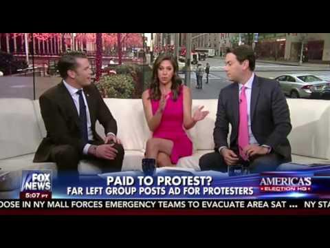 Fox Names George Soros As The Money Behind The Anti-Trump Riots