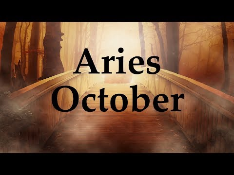 Aries October 2017 FINALLY, THE PACE IS PICKING UP - Aquarian Insight