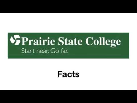 Prairies State College Library Prairie State College Review