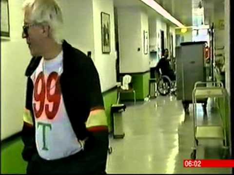 BBC's predatory paedo Jimmy Savile's historic abuse at Stoke Mandeville hospital