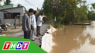 Huyện Châu Thành chuẩn bị ứng phó với triều cường | THDT