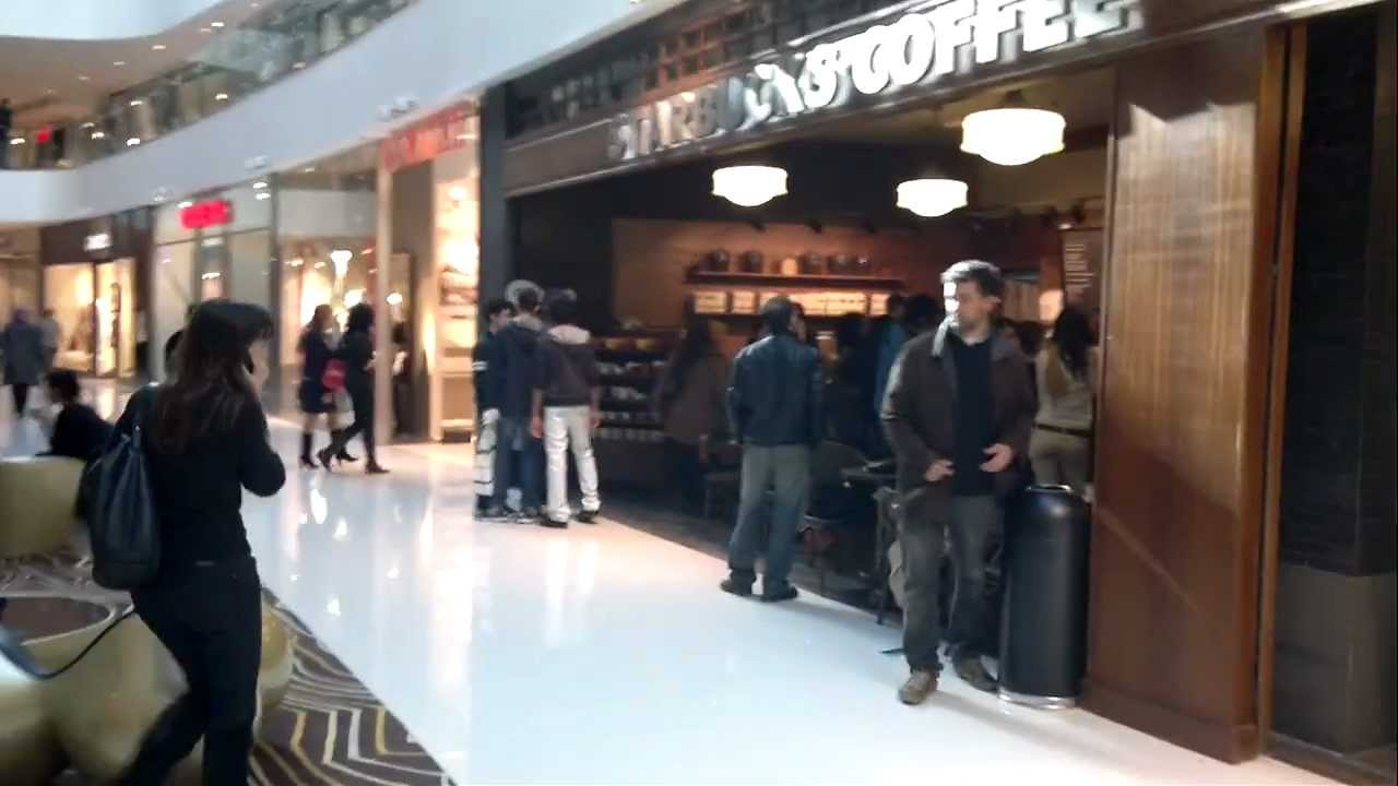Morocco Mall Starbucks Coffee Youtube