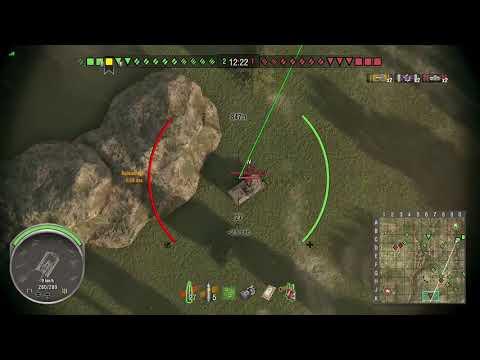 World of Tanks Xbox one M44 4 Kills