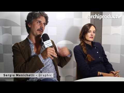CERAMICHE REFIN | SERGIO MENICHELLI, BARBARA FORNI - Cersaie 2013