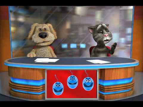 Talking Tom & Ben News: The Sex video