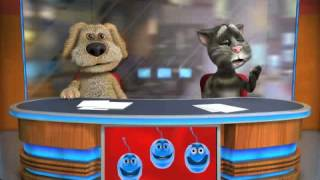 Talking Tom & Ben News: The sex