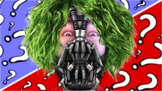 BANE Vs.THE JOKER   Would You Rather #18