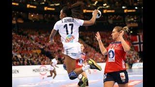 France vs Norway 23:21 Finish of the match | Frankrike vs Norge 23:21| WOMEN'S Handball 2017 Germany