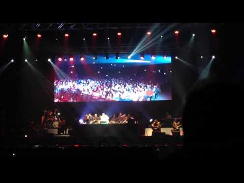 Ustad Rahat Fateh Ali Khan - Tumhain Dillagi Bhool - Live At Wembley Sse Arena 24th August 2014 video