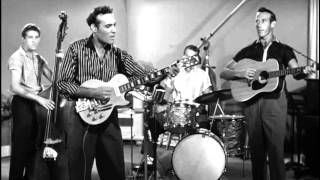 Watch Carl Perkins Glad All Over video