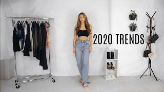 How to Wear 2020 Fashion Trends