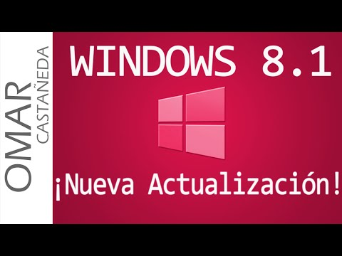 WINDOWS 8.1: COMO ACTUALIZAR A LA NUEVA VERSION!