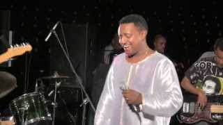 Teddy Afro ESFNA Closing Night 2013 Live - Africa